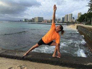 3 Days Personalized Yoga Retreat in Hawaii