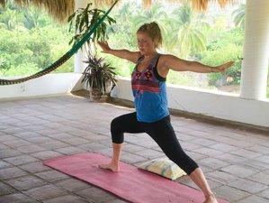 7 jours en stage de yoga et de surf pour femmes pour se ressourcer à Puerto Escondido, Mexique