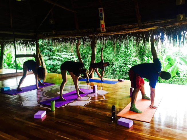 28 Days Spanish and Yoga Retreat in Costa Rica