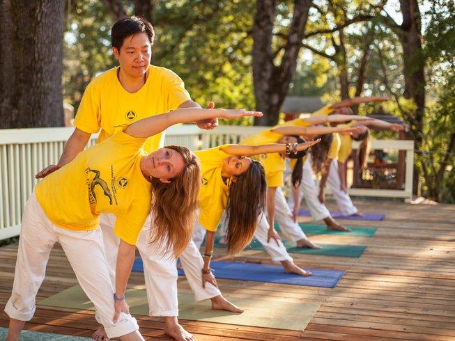 29 jours-200h de formation de professeur de yoga, Californie