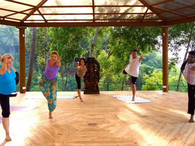 22 Days Ayurveda Panchakarma Retreat in India