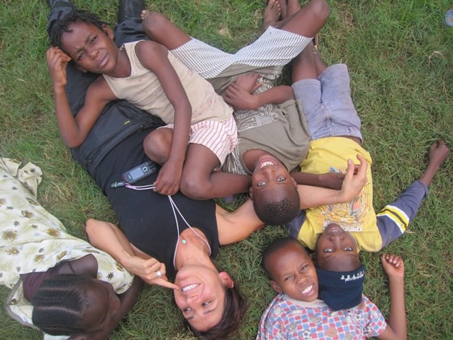 12 Days Community Service Yoga Retreat in Africa