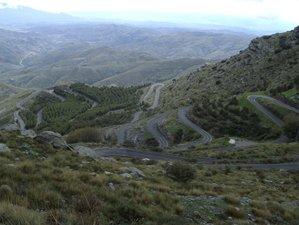 5 Day Guided Motorcycle Tuition Tour in Granada, Spain