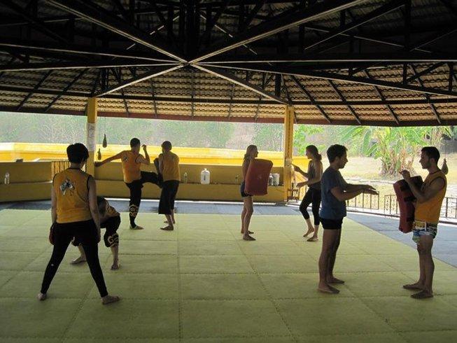 1 Year Shaolin Warrior Kung Fu Training in Mae Hong Son, Thailand