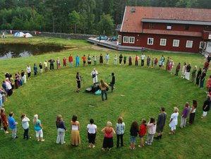 4 Days Music Festival and Yoga Retreat Sweden