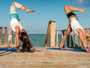 7 Days Windsurf and Yoga Retreat in Caribbean