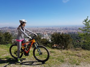 3 Day Electric Mountain Bike Tour in Costa Brava, Spain