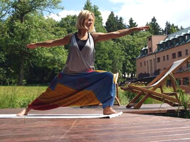 3 Days Mind and Yoga Retreat in Czech Republic