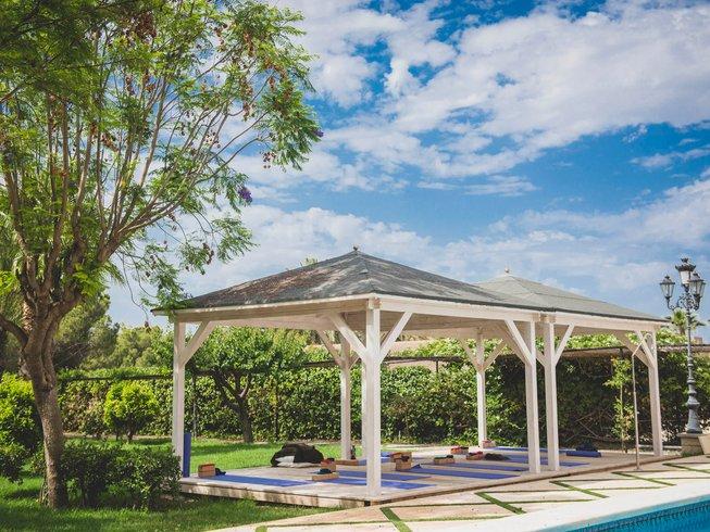 7-Daagse Luxe Spa, Meditatie en Yoga Retraite in Alicante, Spanje