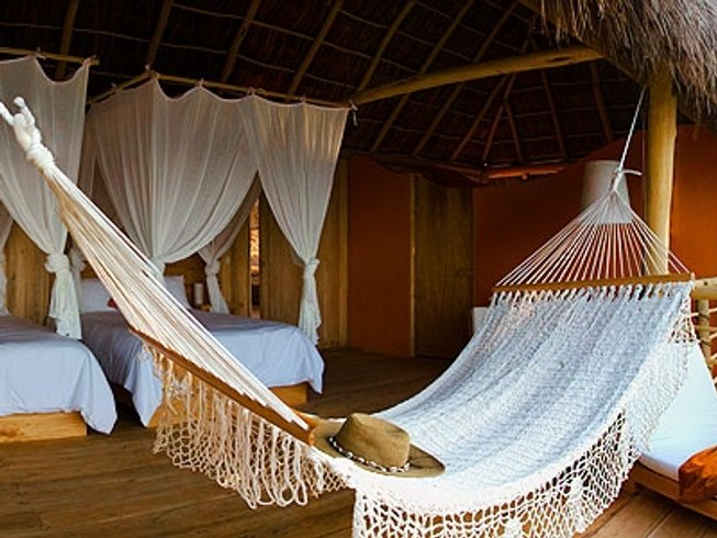 8 Days Detox and Hot Yoga Retreat in Mexico
