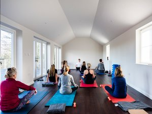 3 Days Spring Yoga and Rewilding Eco Retreat in Stamford, UK