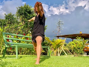 14 Day Rainforest Wellness Holiday Yoga Retreat in El Castillo