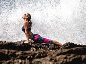 7 días de retiro de yoga para mujeres en Isla Grande del Maíz, Nicaragua