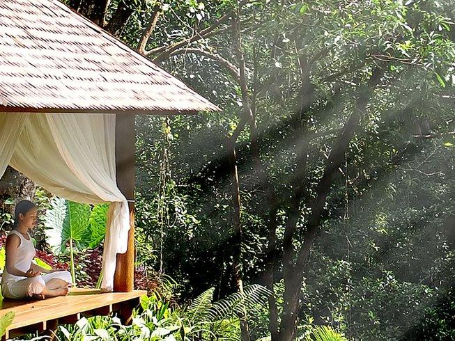 8 Days Restoration, Personal Mastery, and Deep Self Love Meditation and Yoga Retreat in Ubud, Bali