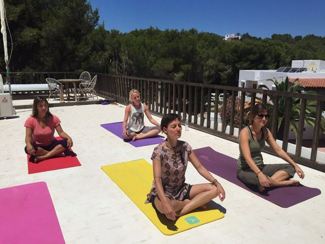 30 Days 200-Hour Kriya Yoga Teacher Training in Spain