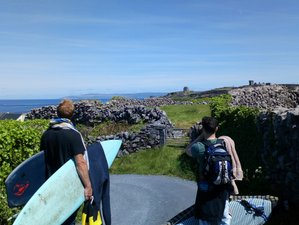 3 Day Short But Fun Wild Atlantic Way Surf Camp in Lahinch, County Clare