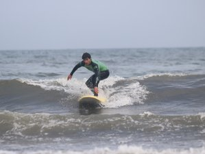 6 Day Summer Adult Surf Camp in Suances, Cantabria