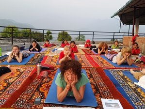 14 Days Wholesome Yoga Retreat in Nepal