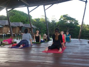7 Days Yoga and Relaxation Holiday in Borneo, Malaysia