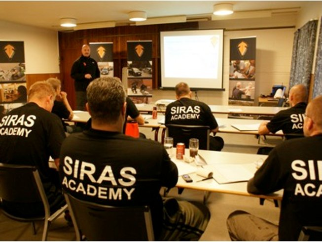 2 Weeks Close Protection Bodyguard Training in Denmark