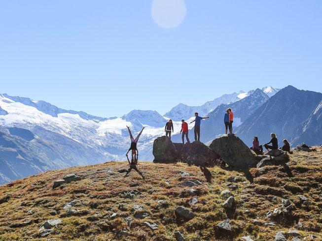 7 días retiro de yoga al aire libre en Innsbruck, Austria