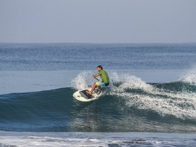 11 Days Vivid Surf Camp Sumatra, Indonesia