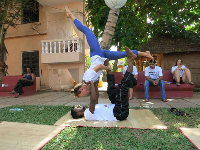 14 Days Life Transforming Yoga Retreat in Goa, India