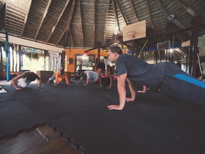 8 Days Group Fitness and Yoga Retreat in Cabarete, Dominican Republic