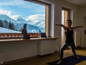 7 Days Ski and Winter Yoga Retreat in Austria