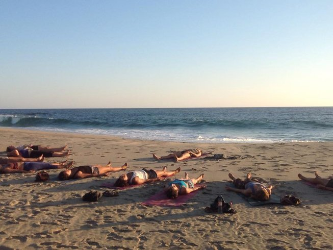 29 Days 200hr YTTC Yoga Teacher Training in Mexico