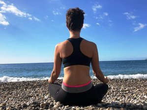 5 días de retiro energía vital con detox, yoga y chikung en la Playa La Joya, Andalucía