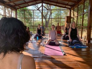 8 Day 100-Hour Ayurveda-Infused Therapeutic Advanced Yoga Teacher Training in Los Pargos, Guanacaste