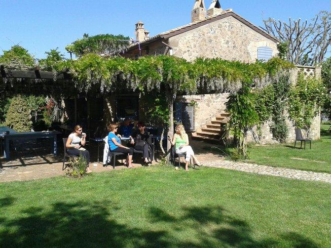 8 días alineamiento y retiro de yoga Yin en la Toscana, Italia