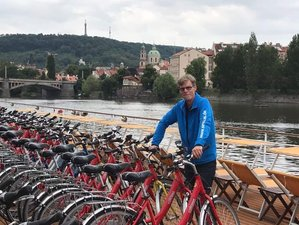 8 Days Bike and Boat Cycling Holiday Aboard MS Serena in the Netherlands