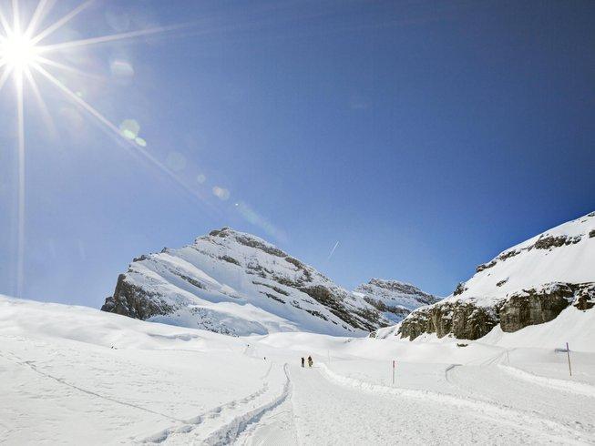 4 Tage Berg Yoga Urlaub in Leuk, Schweiz