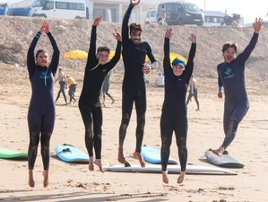 15 Day Full of Fun Surf Camp for Surfers of All Levels in Aourir, Agadir