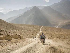 7 Day Into Thin Air Guided Motorcycle Tour in Nepal