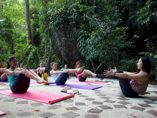 4 días retiro de yoga en Palawan, Filipinas, para mujeres creativas y visionarias