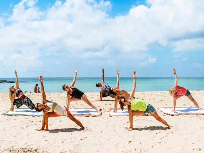8 Tage Verjüngender Yoga Urlaub in Phuket, Thailand