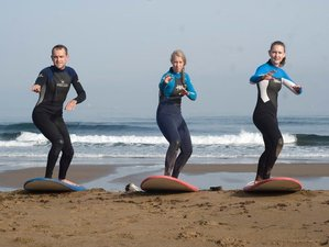 8 Days City Tour and Surf Camp Spain