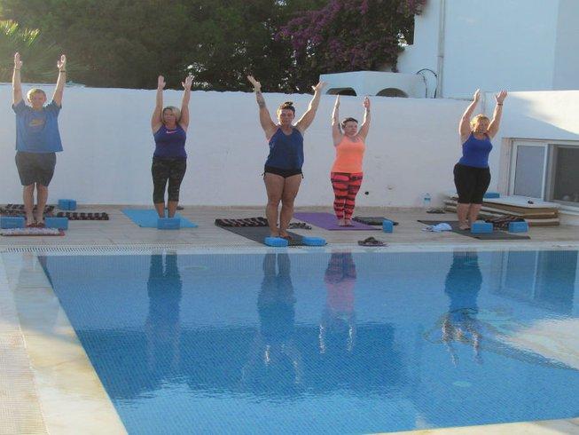 8-Daagse Verjonging en Yoga Retraite in Bodrum, Turkije