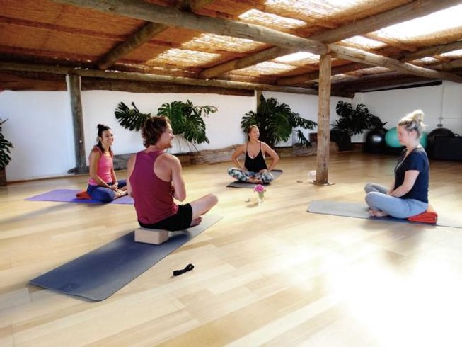 5-Daagse Surf en Yoga Retraite in Lissabon, Portugal