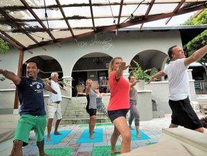 8 jours en stage de yoga magnifique à Curaçao