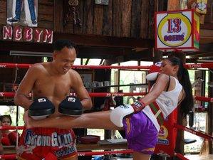 1 Week Martial Arts Training in Bangkok, Thailand