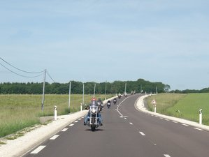 11 Days Self-Guided European Motorcycle Tour France, Italy, Switzerland, Germany, & England