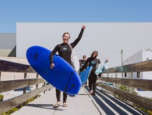 8 Day All You Can Do Surf Camp in Lisbon District