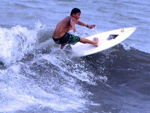 8 Days Guanico Panama Surf Camp