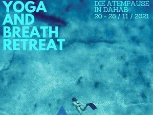 9 Tage Yoga and Breath Retreat in Dahab, Sinai