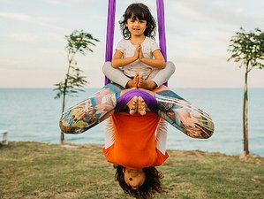 8 Days Parents and Children Yoga Retreat in Italy