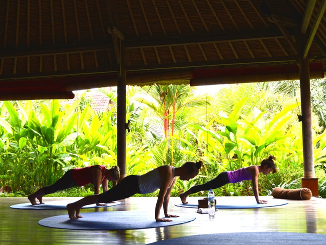 7 Days Mandala Yoga Retreat in Bali